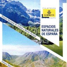 Sellos: ESPAÑA.- FOLLETO DE INFORMACIÓN FILATÉLICA AÑO 2010, EN NUEVO. Lote 198561418