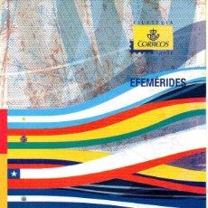 Sellos: ESPAÑA.- FOLLETO DE INFORMACIÓN FILATÉLICA AÑO 2010, EN NUEVO. Lote 198562060