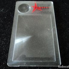 Sellos: LUPA FILATELIA PUBLICIDAD FILATEX 9 X 5,5 CM. Lote 199577478