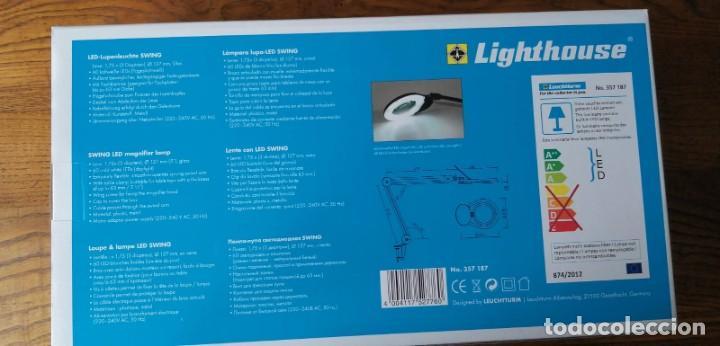 Sellos: LAMPARA LUPA LEUCHTTURM REF. 357187 - Foto 4 - 205802541