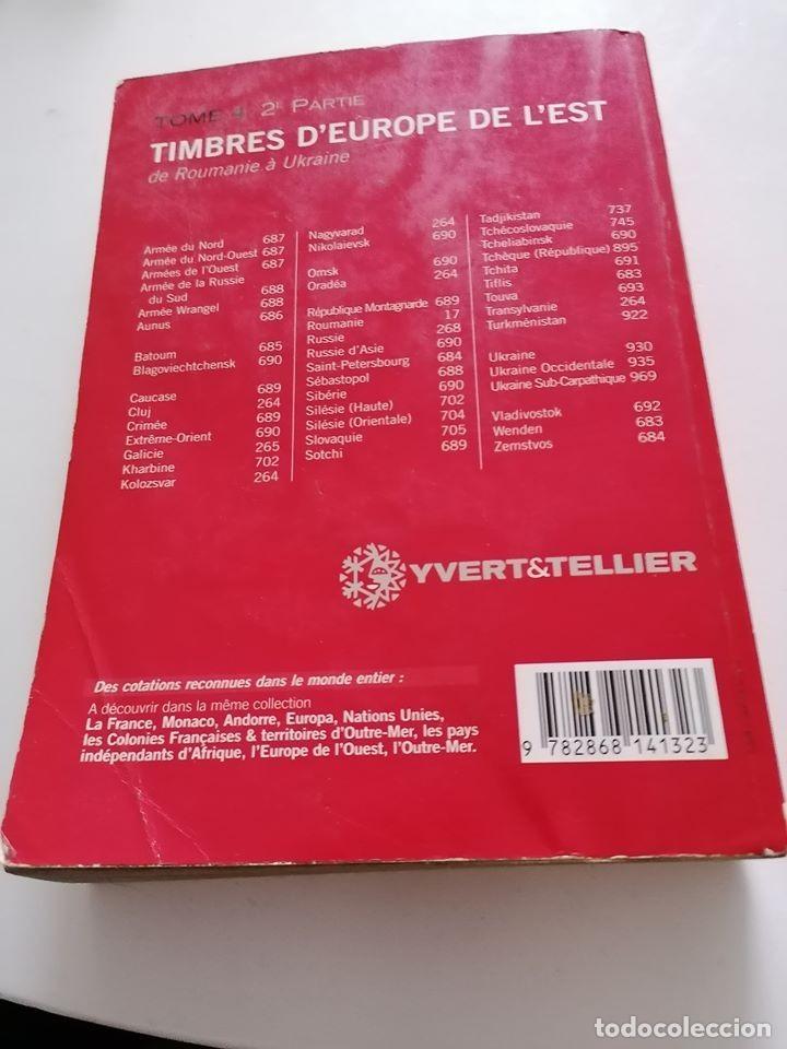 Sellos: CATALOGO IVER&TELLIER.2008.MONACO Y TERRITORIOS ULTRAMAR FRANCES - Foto 2 - 207111636