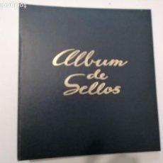 Selos: TAPA ALBUM SELLOS - 2 ANILLAS CON TORNILLOS.. Lote 207112818