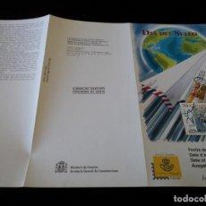 Sellos: INFORMACION FILATELICA DE CORREOS DIA DEL SELLO 1999. Lote 207215178