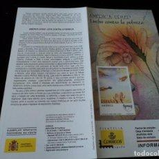 Sellos: INFORMACION FILATELICA DE CORREOS AMERICA UPAEP 2005. Lote 209817171