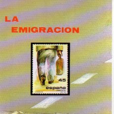 Sellos: ESPAÑA.- FOLLETO DE INFORMACIÓN FILATÉLICA AÑO 1986, EN NUEVO. Lote 215477870