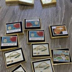 Selos: 10 PINS EXPO 92.. Lote 218038355