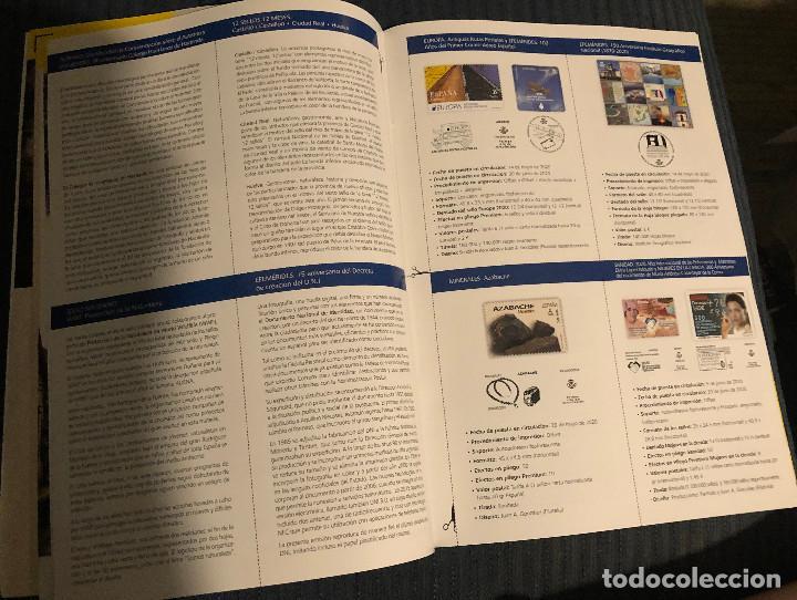 Sellos: Revista Sellos y mucho más, nº 60. Junio 2020. Actualidad filatélica. Nueva. - Foto 3 - 219338753