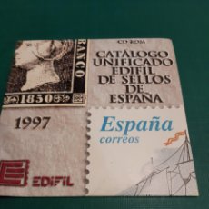 Sellos: CATÁLOGOS EDIFIL 1977 CD ROM RARO FILATELIA COLISEVM. Lote 220975367
