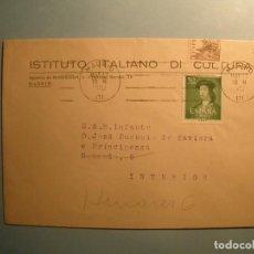 Timbres: ESPAÑA 1952 - RODILLO MADRID-MADRID - INFANTE, JOSE EUGENIO DE BAVIERA - EDIFIL 1106.. Lote 222933622