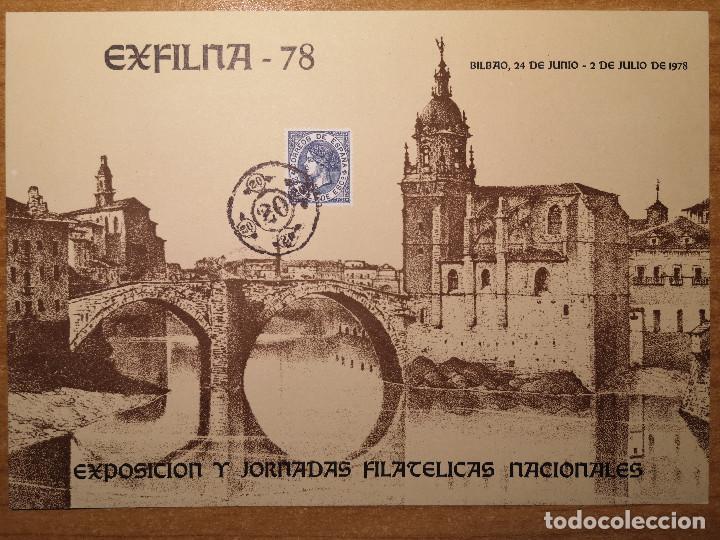 Sellos: Documentos filatelicos Exfilna1978 + Regalo - Foto 6 - 243676935