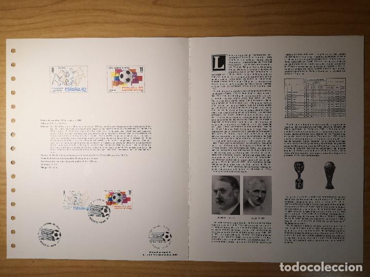 Sellos: Documentos filatelicos XIII Feria Nacional del Sello 1980 + Regalo - Foto 2 - 243684935