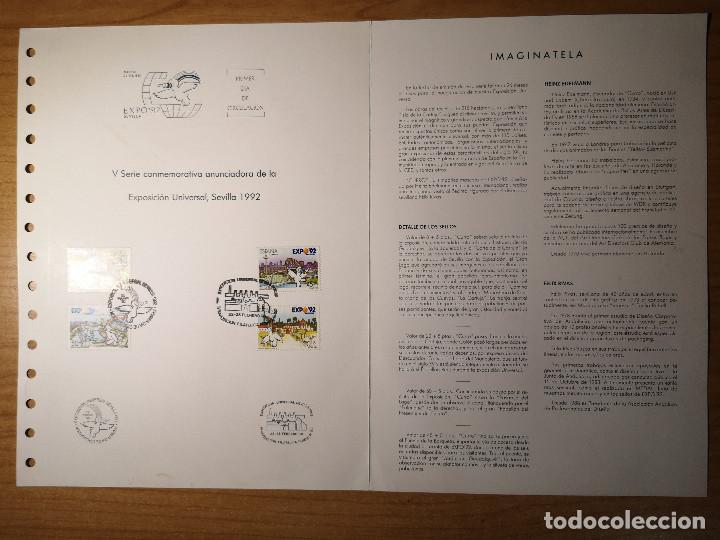 Sellos: Documentos filatelicos XIII Feria Nacional del Sello 1980 + Regalo - Foto 7 - 243684935