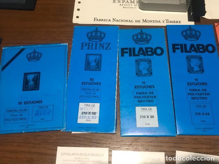 Sellos: LOTE DE FILATELICO Y SELLOS.( VER 105 FOTOS ) - Foto 6 - 243793010