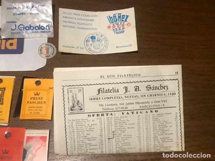Sellos: LOTE DE FILATELICO Y SELLOS.( VER 105 FOTOS ) - Foto 8 - 243793010
