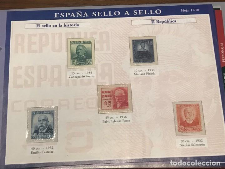 Sellos: LOTE DE FILATELICO Y SELLOS.( VER 105 FOTOS ) - Foto 49 - 243793010