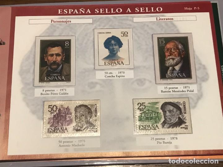 Sellos: LOTE DE FILATELICO Y SELLOS.( VER 105 FOTOS ) - Foto 53 - 243793010