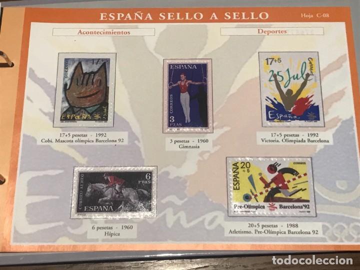 Sellos: LOTE DE FILATELICO Y SELLOS.( VER 105 FOTOS ) - Foto 76 - 243793010