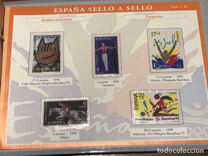Sellos: LOTE DE FILATELICO Y SELLOS.( VER 105 FOTOS ) - Foto 77 - 243793010