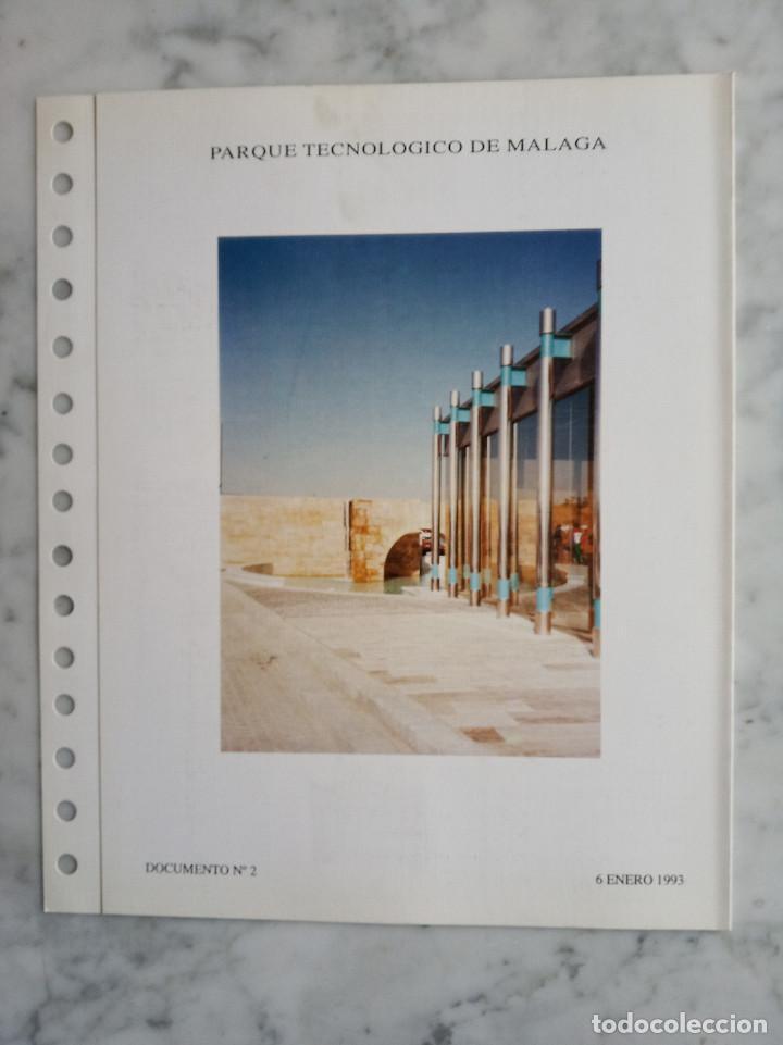 Sellos: 4 documentos filatelicos,malaga - Foto 7 - 244830560