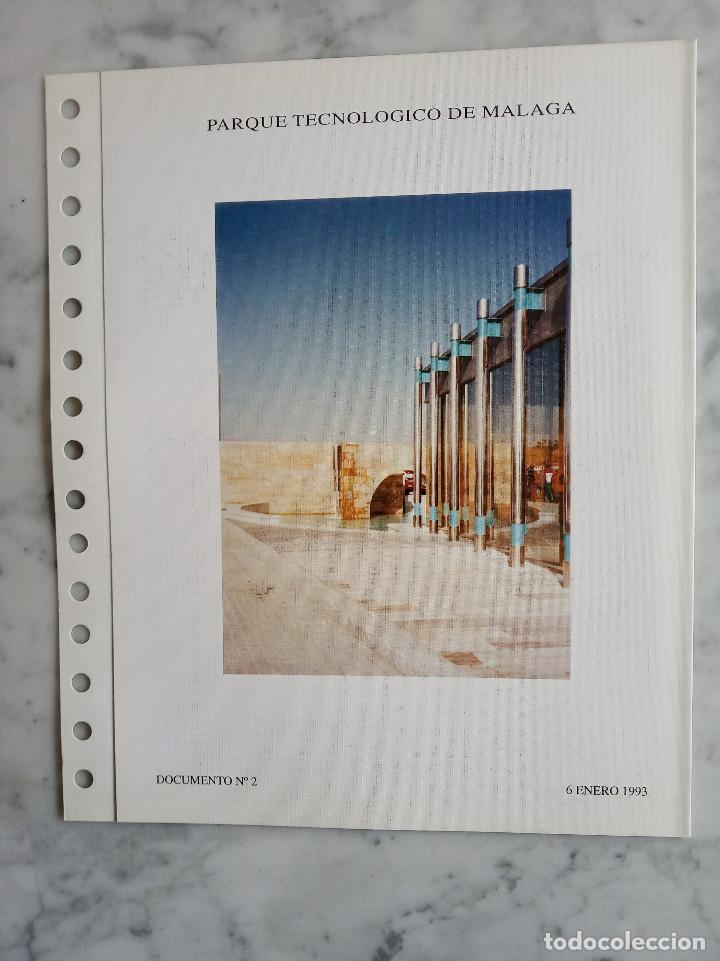 Sellos: 4 documentos filatelicos,malaga - Foto 7 - 244830980