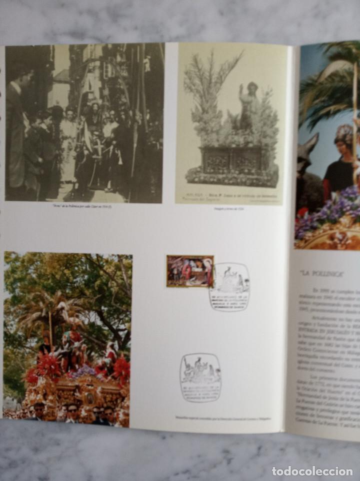 Sellos: 5 documentos filatelicos,malaga - Foto 6 - 244831650