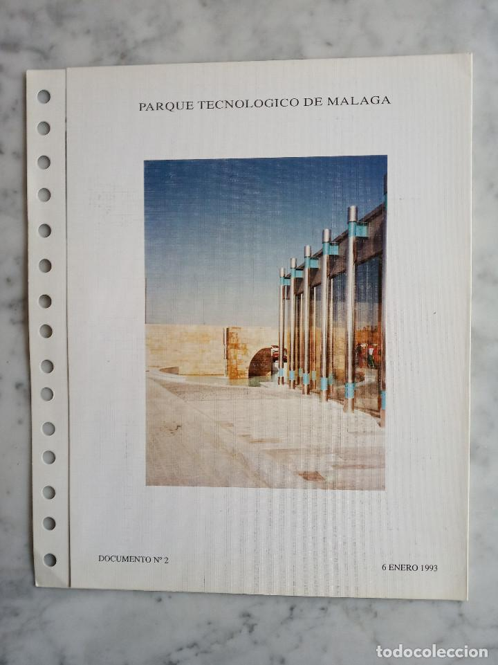 Sellos: 5 documentos filatelicos,malaga - Foto 7 - 244831650