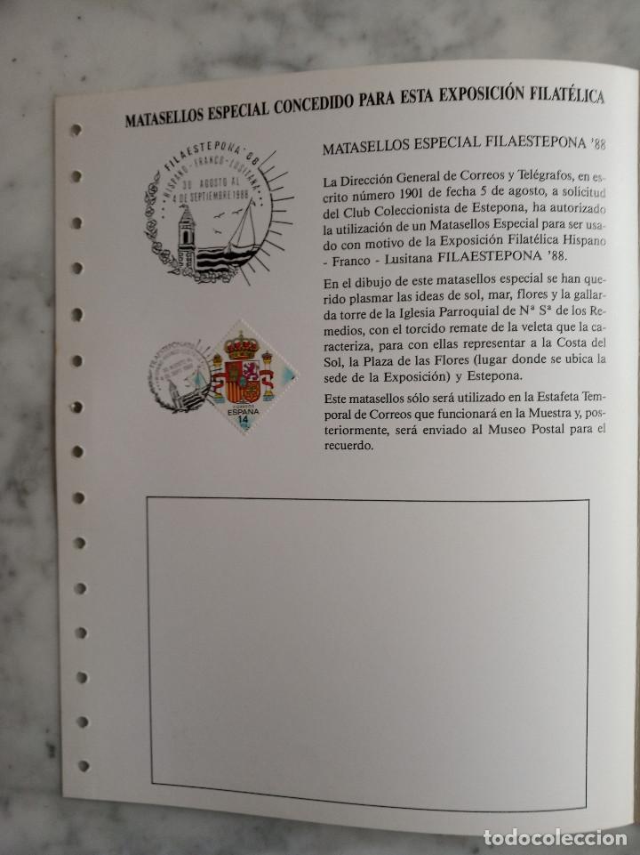 Sellos: 5 documentos filatelicos,malaga - Foto 10 - 244831650