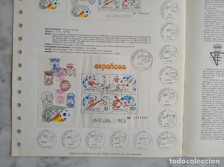 Sellos: 5 documentos filatelicos - Foto 2 - 244835055