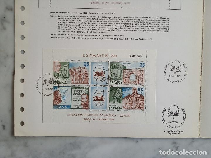 Sellos: 5 documentos filatelicos - Foto 6 - 244835055