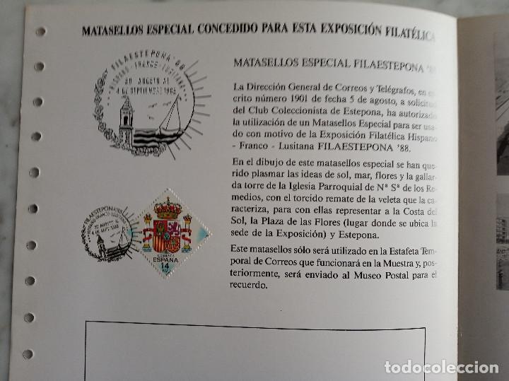 Sellos: 5 documentos filatelicos - Foto 8 - 244835055