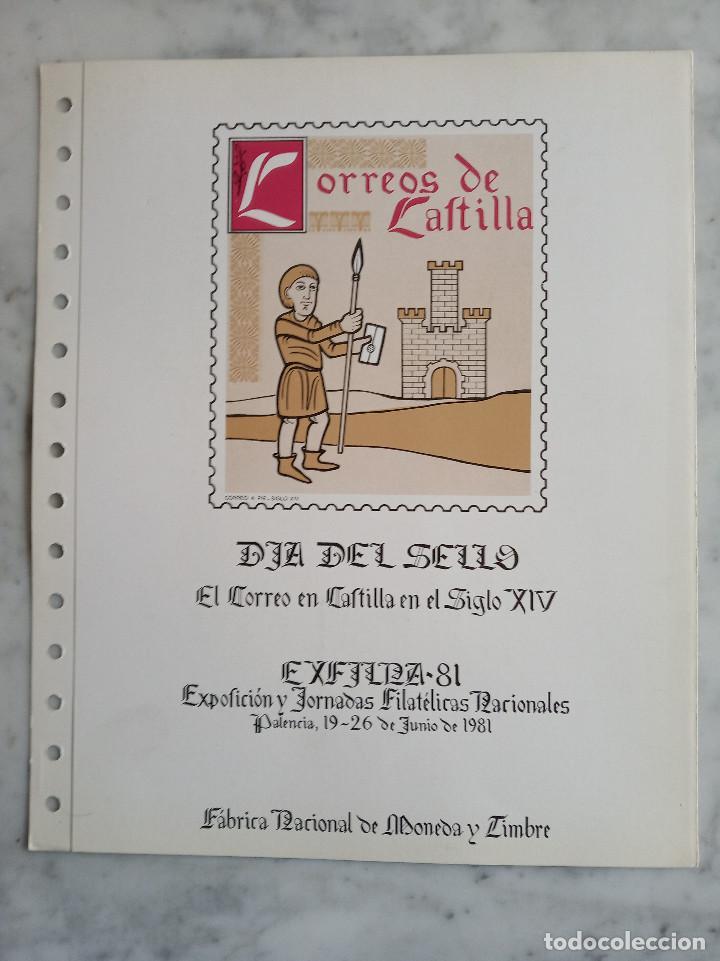Sellos: 5 documentos filatelicos - Foto 9 - 244835055