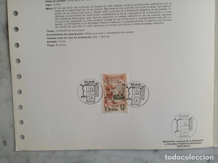 Sellos: 5 documentos filatelicos - Foto 10 - 244835055