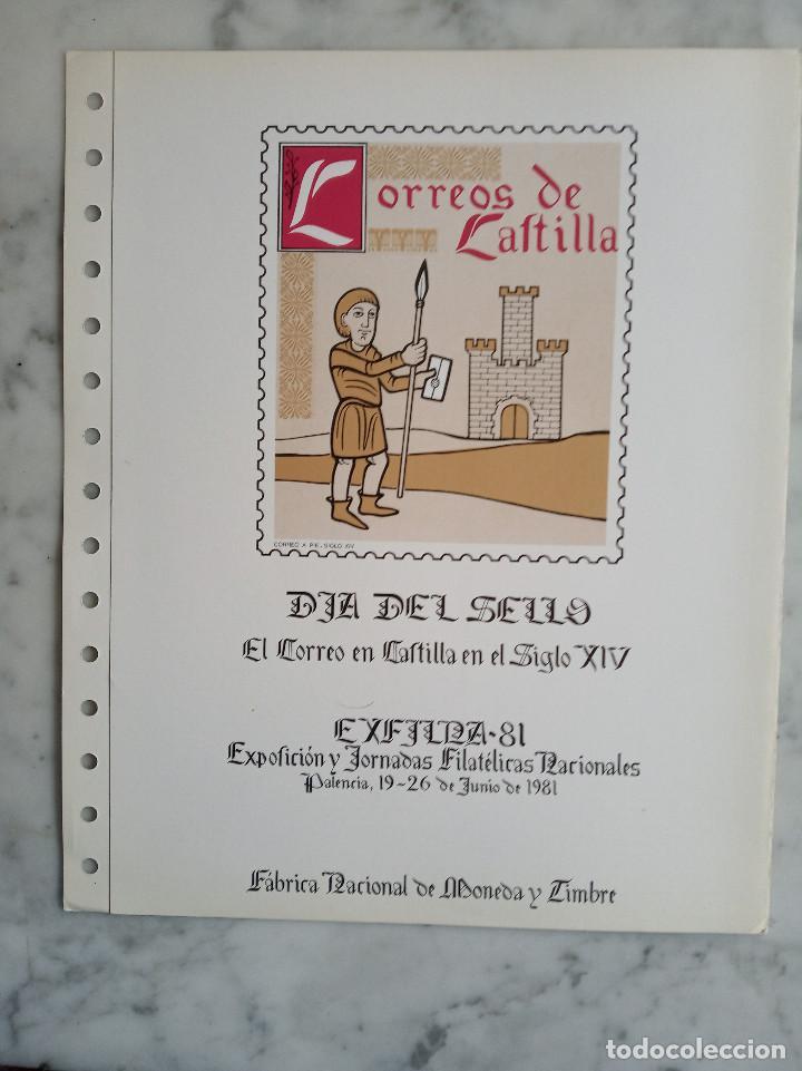 Sellos: 5 documentos filatelicos - Foto 3 - 244837410