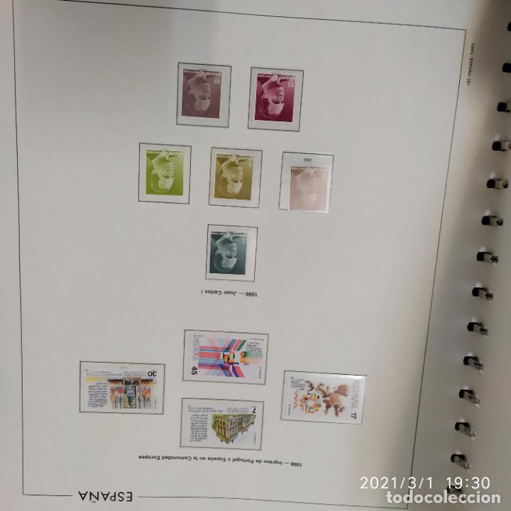 Sellos: Albun de sellos nuevos del año 1977 a 1986 587 sellos - Foto 2 - 245093575