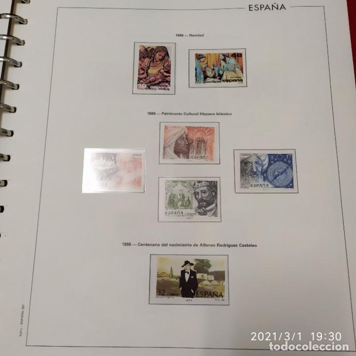 Sellos: Albun de sellos nuevos del año 1977 a 1986 587 sellos - Foto 4 - 245093575
