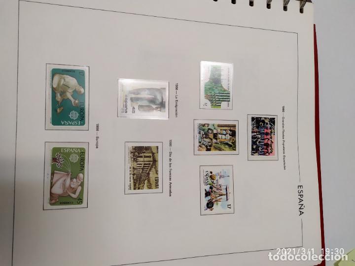 Sellos: Albun de sellos nuevos del año 1977 a 1986 587 sellos - Foto 5 - 245093575