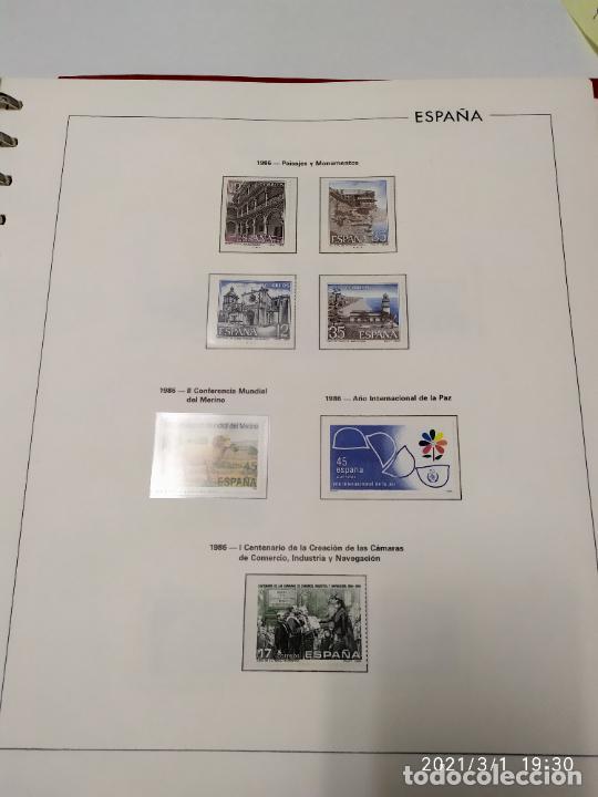 Sellos: Albun de sellos nuevos del año 1977 a 1986 587 sellos - Foto 6 - 245093575