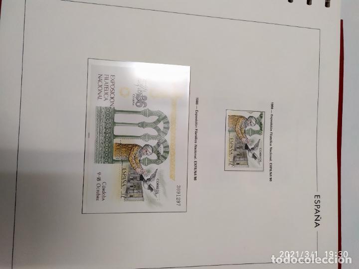 Sellos: Albun de sellos nuevos del año 1977 a 1986 587 sellos - Foto 7 - 245093575