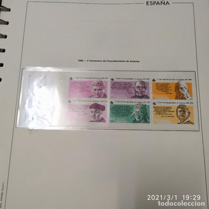 Sellos: Albun de sellos nuevos del año 1977 a 1986 587 sellos - Foto 9 - 245093575