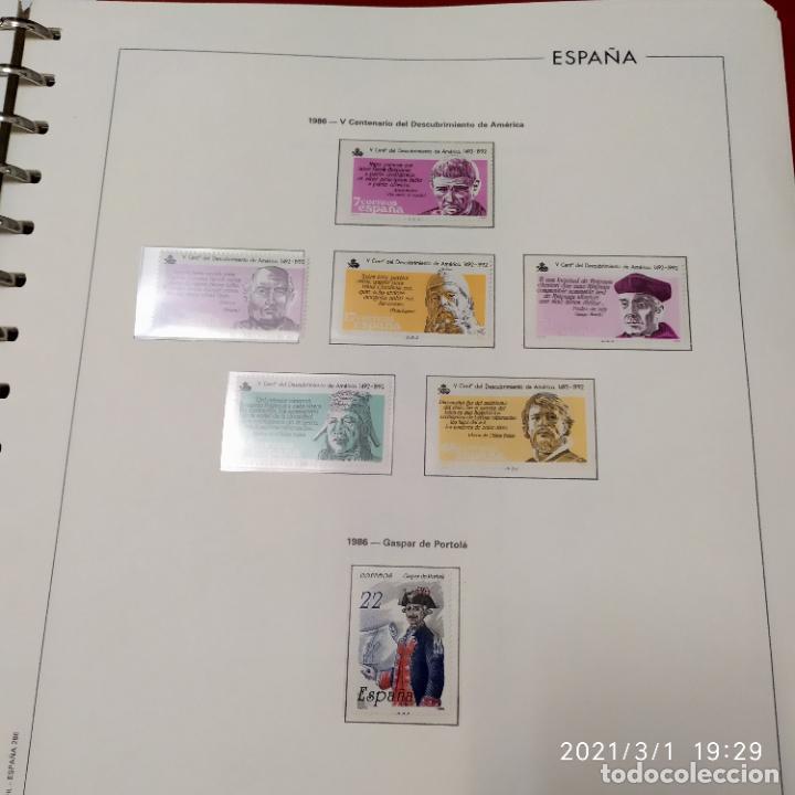 Sellos: Albun de sellos nuevos del año 1977 a 1986 587 sellos - Foto 10 - 245093575