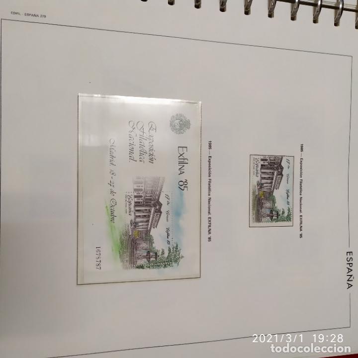 Sellos: Albun de sellos nuevos del año 1977 a 1986 587 sellos - Foto 13 - 245093575