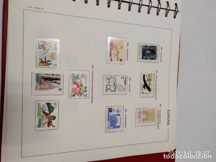 Sellos: Albun de sellos nuevos del año 1977 a 1986 587 sellos - Foto 16 - 245093575