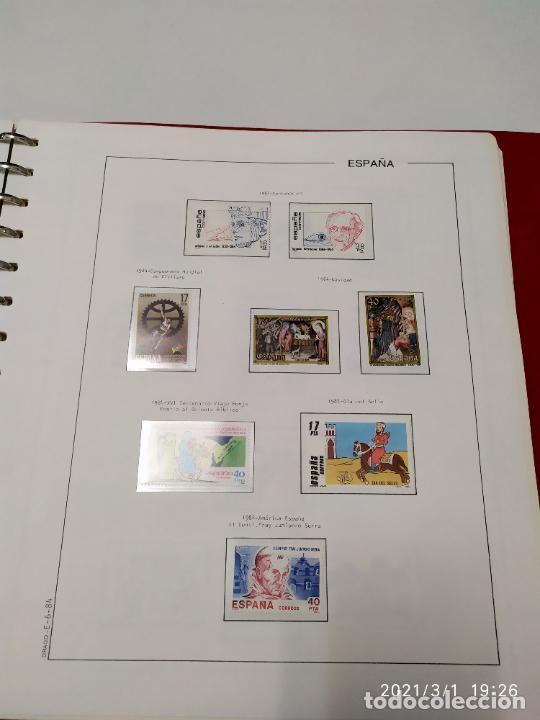 Sellos: Albun de sellos nuevos del año 1977 a 1986 587 sellos - Foto 17 - 245093575