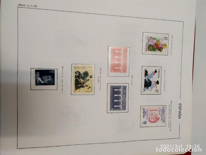 Sellos: Albun de sellos nuevos del año 1977 a 1986 587 sellos - Foto 18 - 245093575