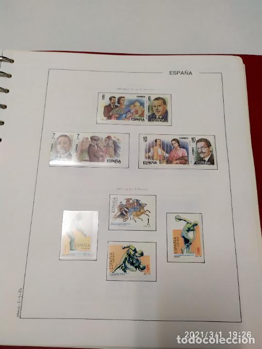 Sellos: Albun de sellos nuevos del año 1977 a 1986 587 sellos - Foto 19 - 245093575