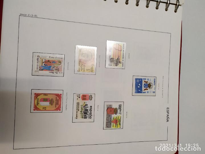 Sellos: Albun de sellos nuevos del año 1977 a 1986 587 sellos - Foto 20 - 245093575