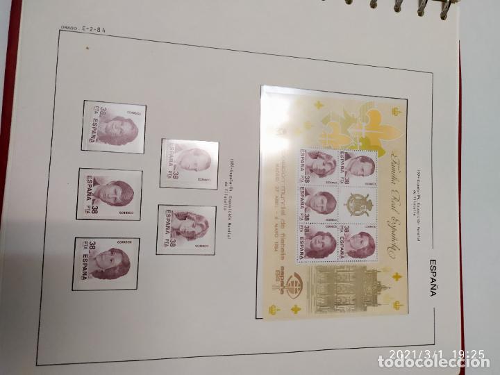 Sellos: Albun de sellos nuevos del año 1977 a 1986 587 sellos - Foto 21 - 245093575