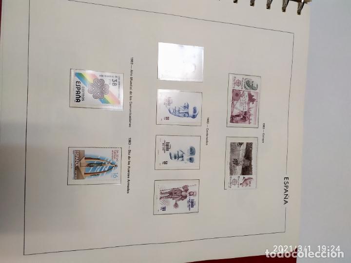 Sellos: Albun de sellos nuevos del año 1977 a 1986 587 sellos - Foto 26 - 245093575