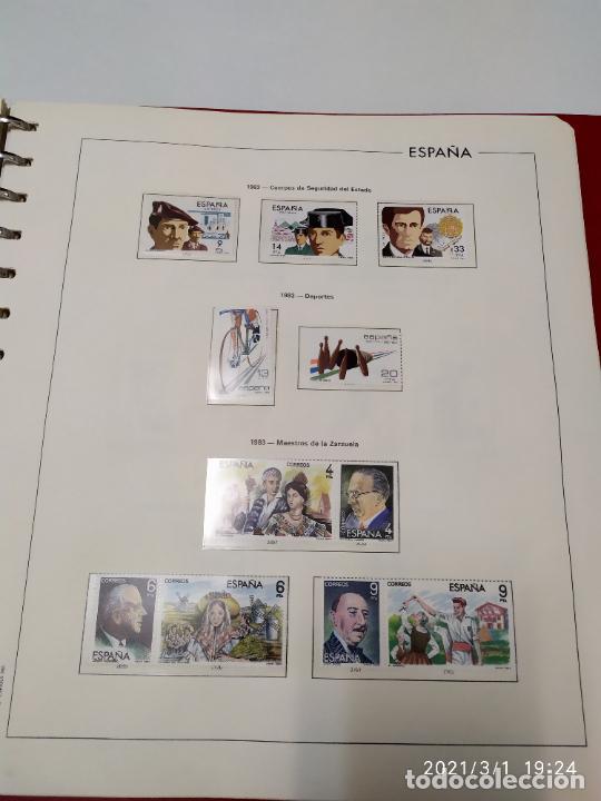 Sellos: Albun de sellos nuevos del año 1977 a 1986 587 sellos - Foto 27 - 245093575