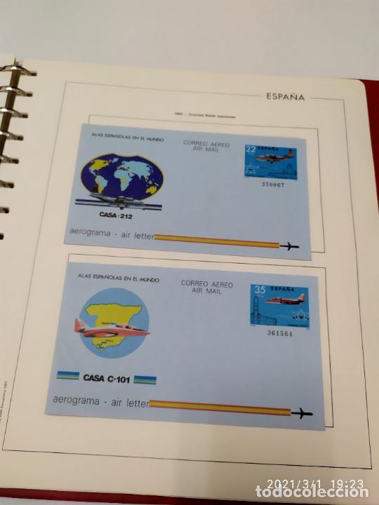 Sellos: Albun de sellos nuevos del año 1977 a 1986 587 sellos - Foto 28 - 245093575